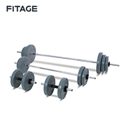 Equipo Fitnes Fitage Kit Fitage Force V